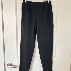 Everyday black pants.
